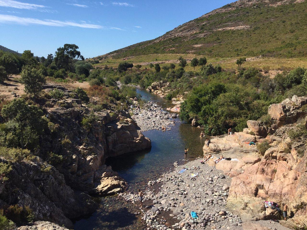Piscines Naturelles De Cavu (Sainte-Lucie-De-Porto-Vecchio ... avec Piscine Naturelle D Eau Chaude Corse Du Sud