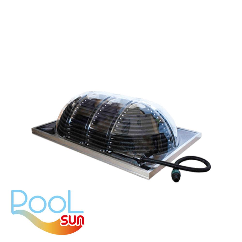 Piscinex - Chauffage Piscine - Chauffage Solaire Pour ... avec Réchauffeur Piscine