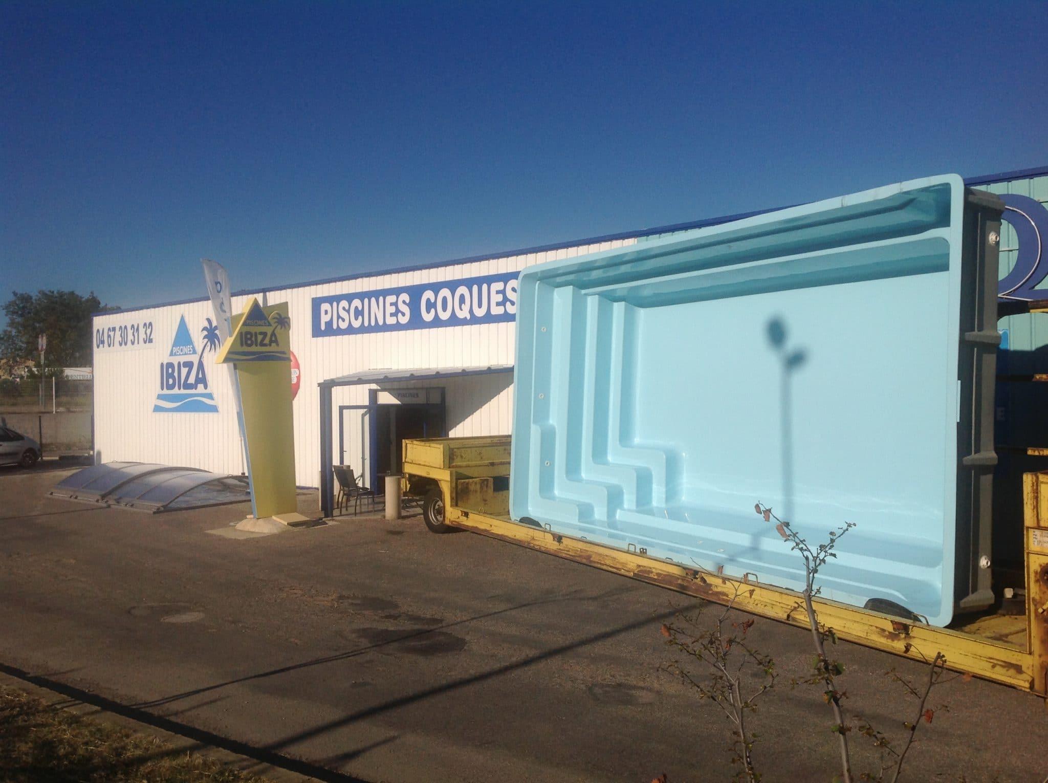 Pisciniste Béziers - Colombiers - Piscines Ibiza concernant Margelles Piscine Brico Depot
