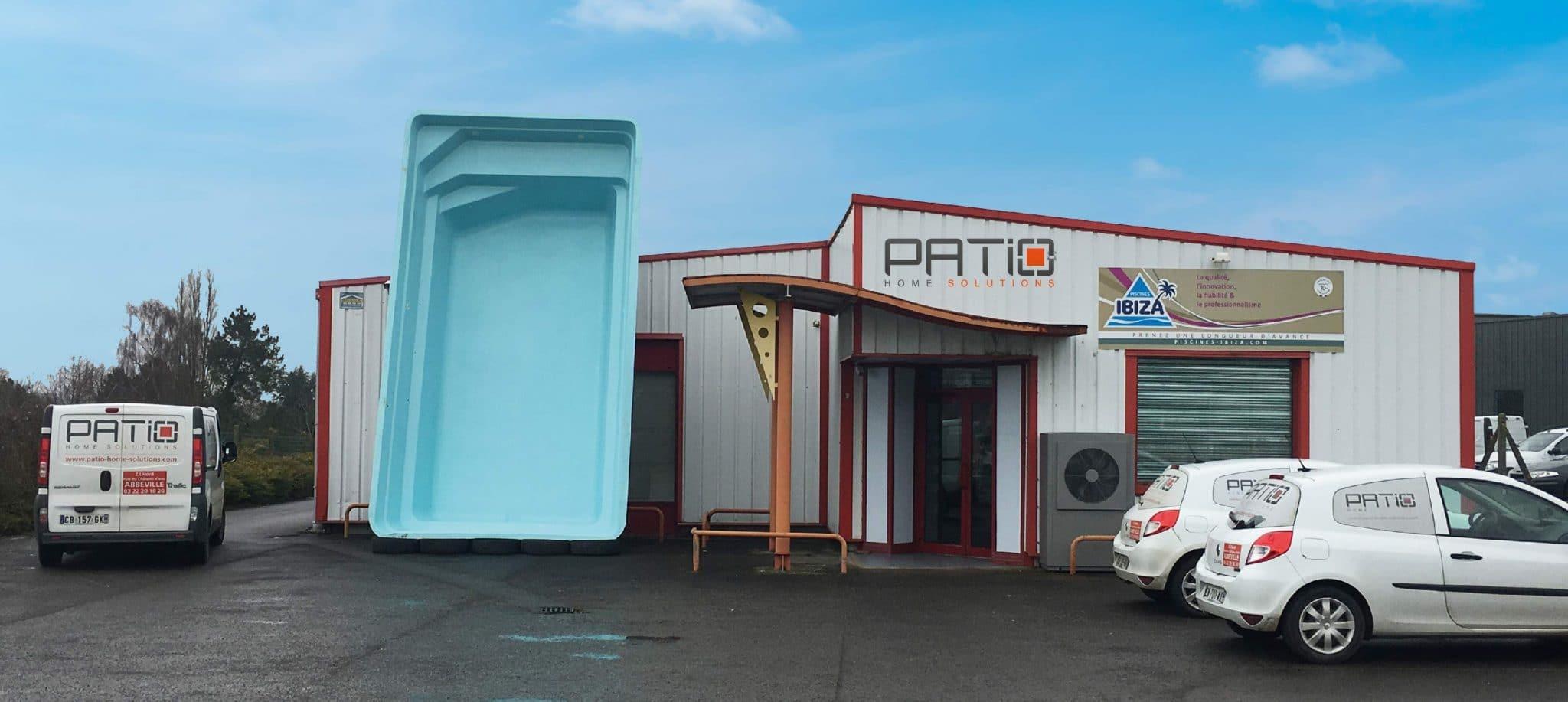Pisciniste Boulogne Sur Mer, Calais, Abbeville - Piscines Ibiza serapportantà Piscine Abbeville