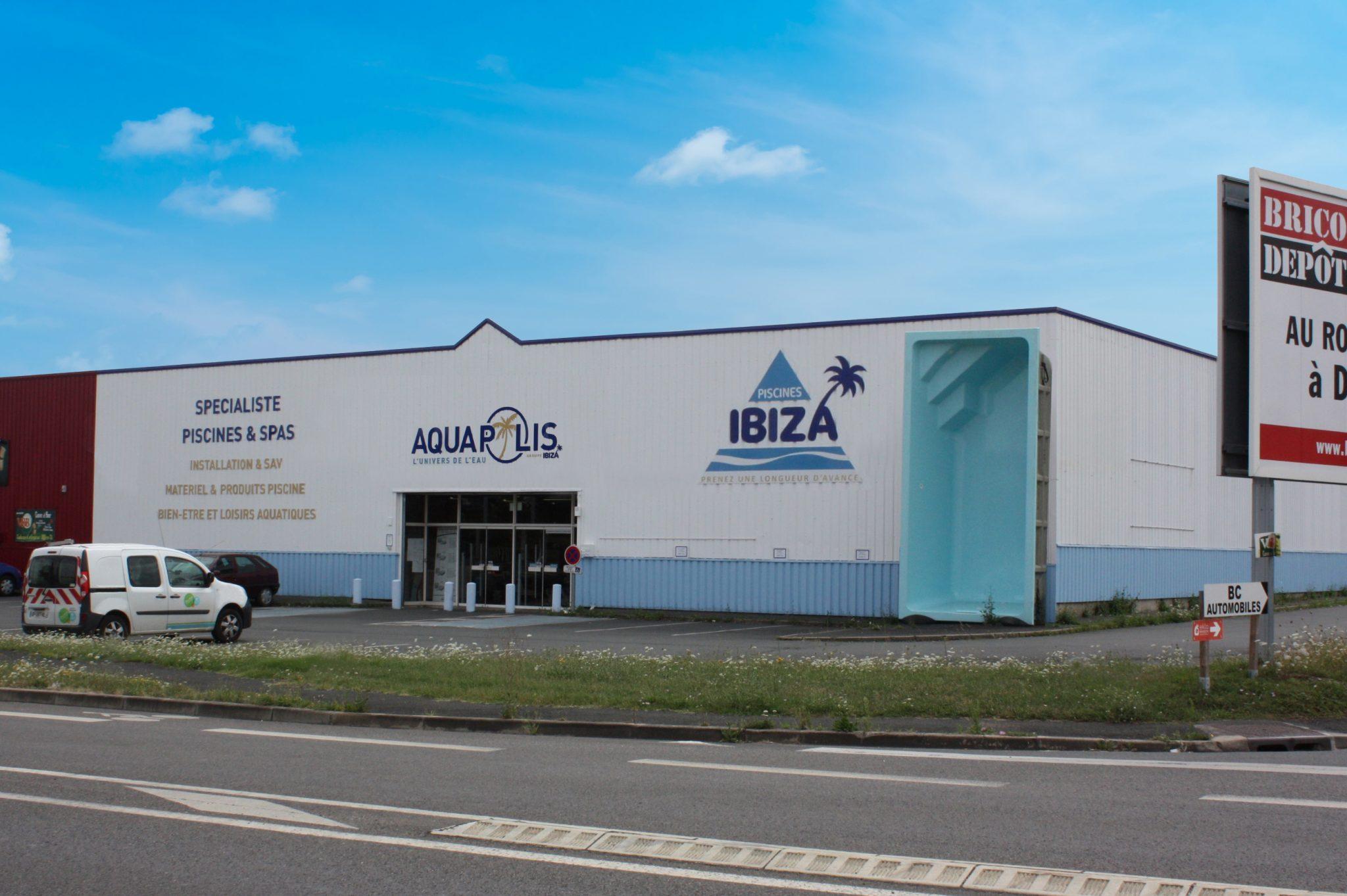 Pisciniste Chateauroux, Bourges - Piscines Ibiza dedans Margelles Piscine Brico Depot