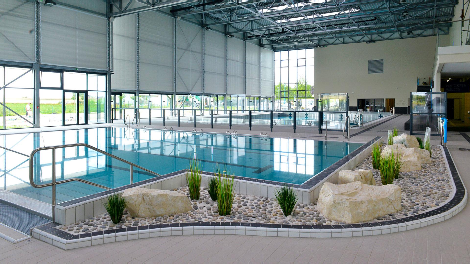 Pôle Aquatique - Aquacité | Ville De Châlons-En-Champagne intérieur Piscine Chalon