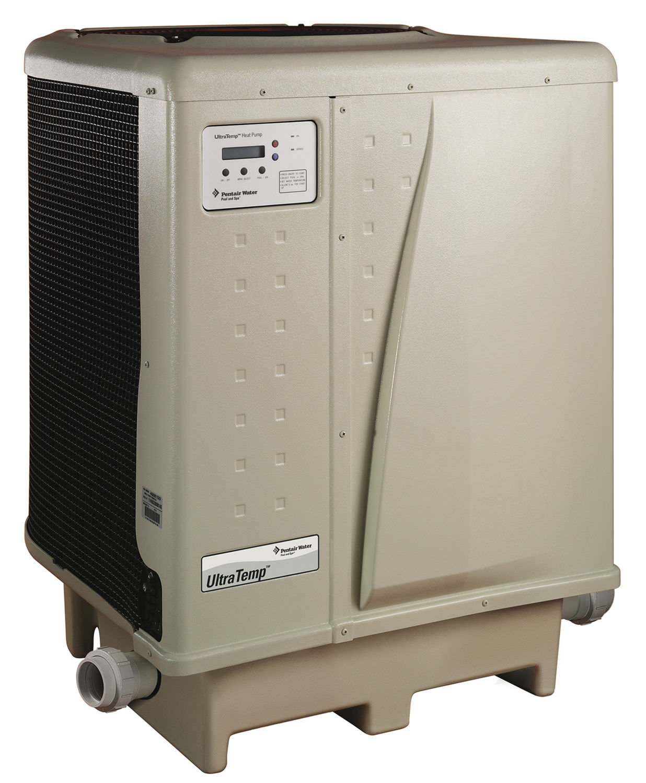 Pompe À Chaleur Aérothermique / Géothermique / Pour Piscine / D'extérieur  Ultratemp® Pr concernant Réchauffeur Piscine