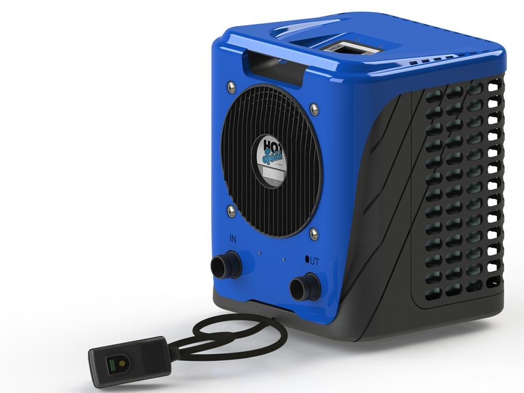 Pompe À Chaleur Piscine Hors-Sol Hot Water Bestway 3,4Kw 20M3 destiné Pompe Filtration Piscine Hors Sol Intex