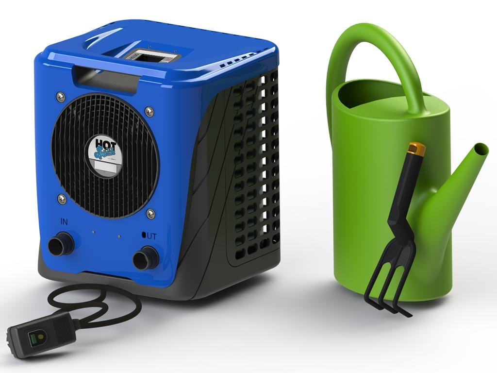 Pompe À Chaleur Piscine Hors-Sol Hot Water Bestway 3,4Kw 20M3 pour Pompe A Chaleur Piscine Hors Sol