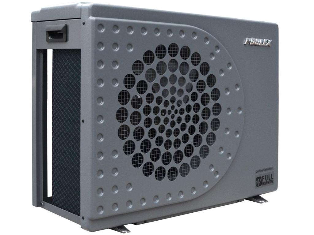 Pompe À Chaleur Piscine Poolex Jetline Selection 125 Full Inverter pour Réchauffeur Piscine