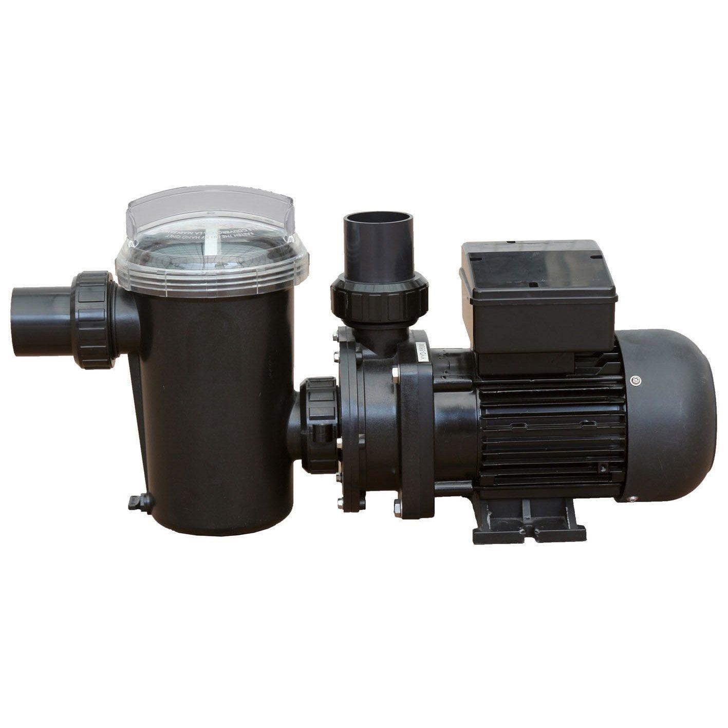 Pompe De Filtration Pour Piscine Poolstyle, 1.2 Cv | Piscine ... à Pompe Piscine Intex Leroy Merlin