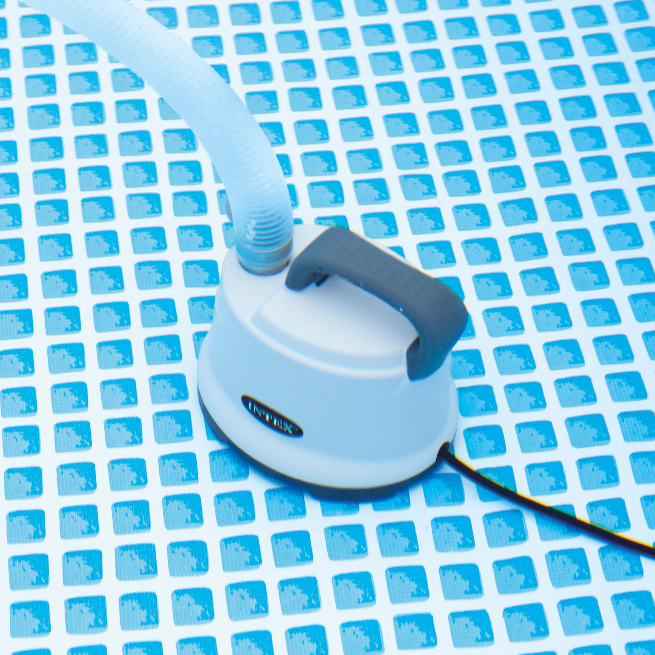 Pompe Vide Piscine Intex (99W, 3,5M³/h) destiné Pompe Pour Piscine Intex