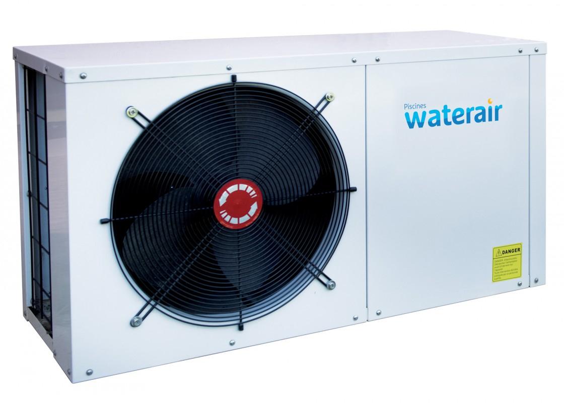 Pompes À Chaleur Access - Piscines Waterair encequiconcerne Comparatif Pompe A Chaleur Piscine