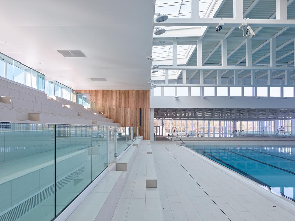 Pool Design Awards 2018 - The Most Beautiful Public Swimming ... serapportantà Piscine Soissons