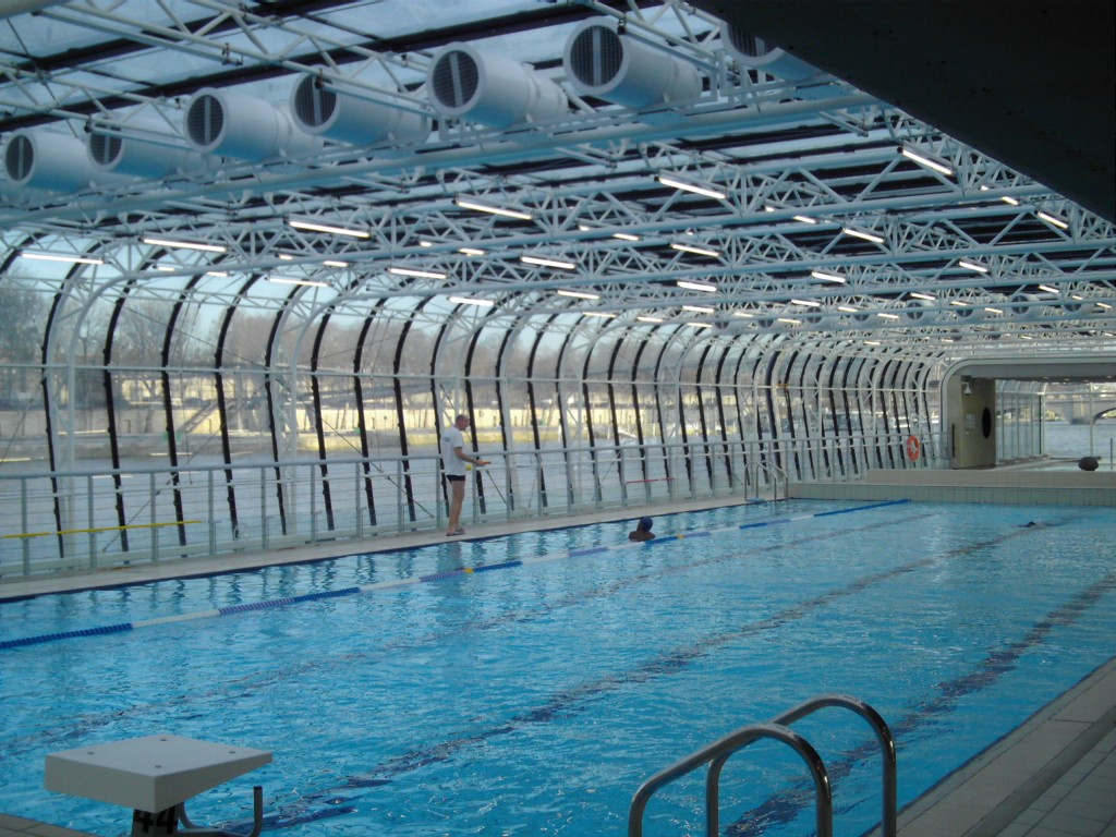 Poolboat - Sportspace destiné Piscine Josephine Baker