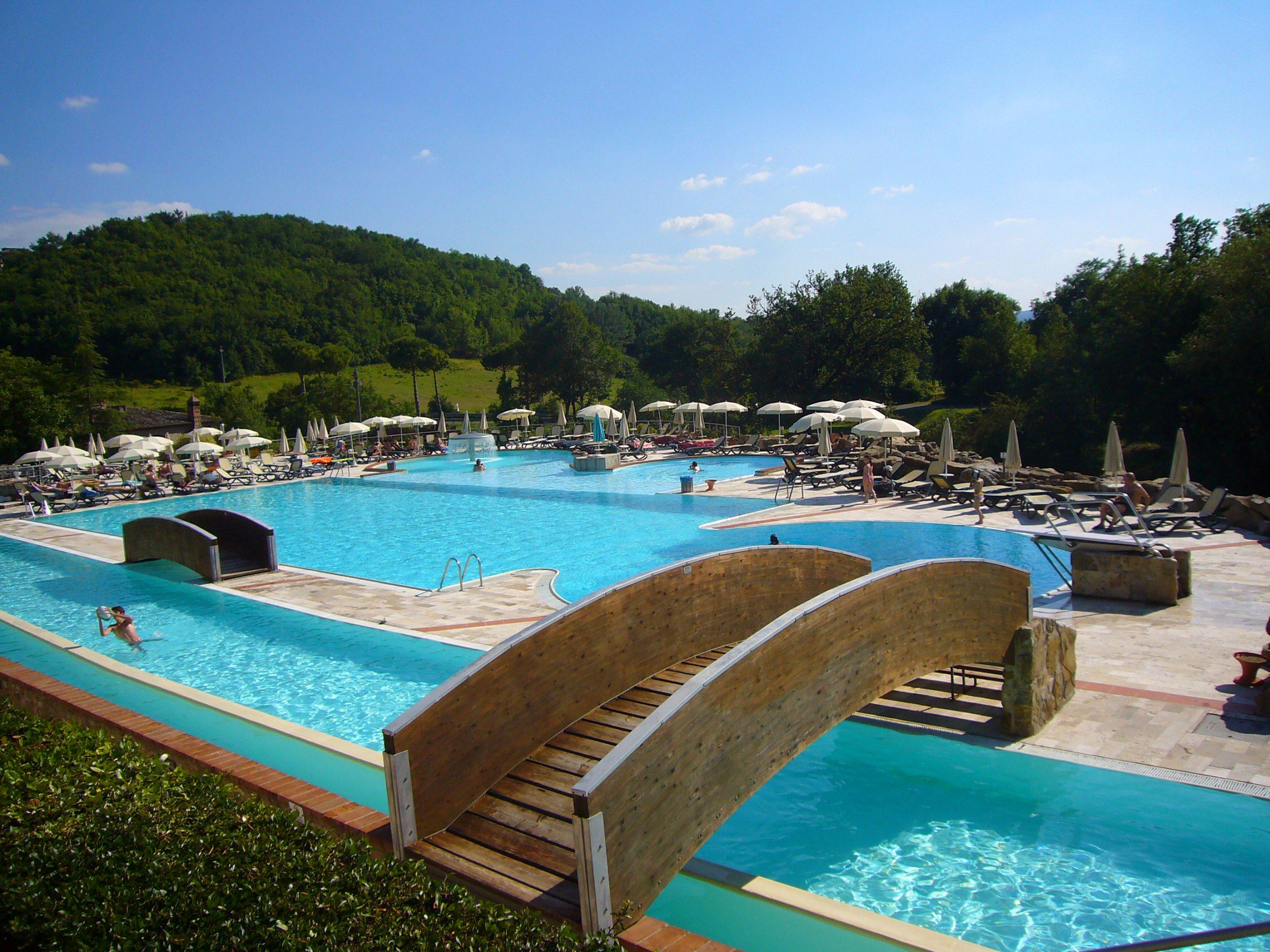 Pools - Mulino Di Quercegrossa pour Piscine Aqualis