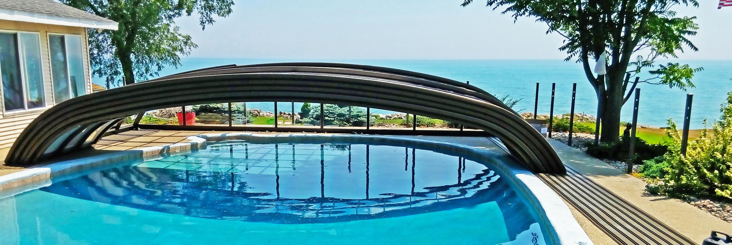 Poolüberdachung Elegant Neo Von Alukov | Alukov.at concernant Piscine Auch