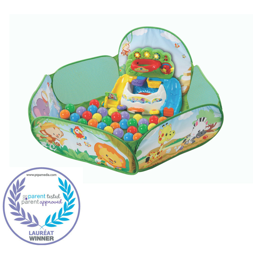 Pop-A-Balls™ Drop & Pop Ball Pit™ - English Edition intérieur Piscine A Balle Toysrus
