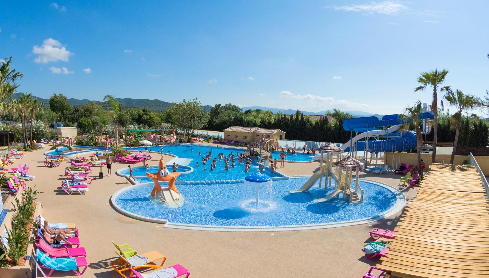 Port Pothuau Campsite - Hyères Tourist Office Official Website dedans Cash Piscine Toulon
