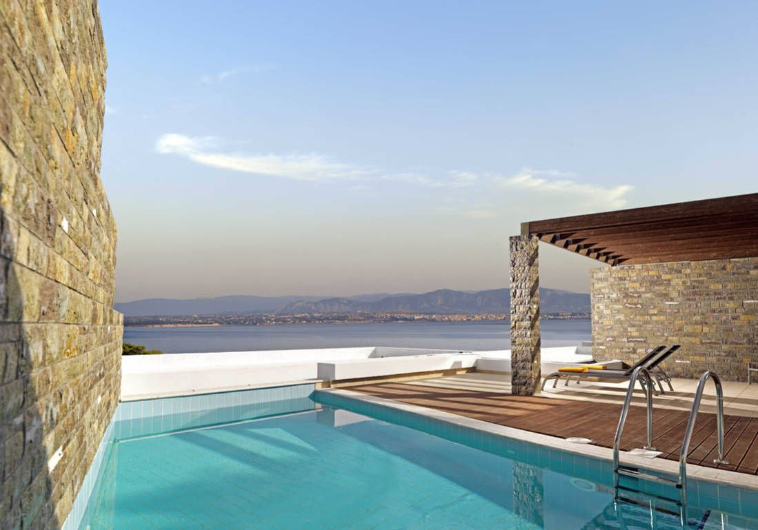 Poseidon Resort – Loutraki, Grèce | Piscine Privée, Hotel ... encequiconcerne Hotel Piscine Privée