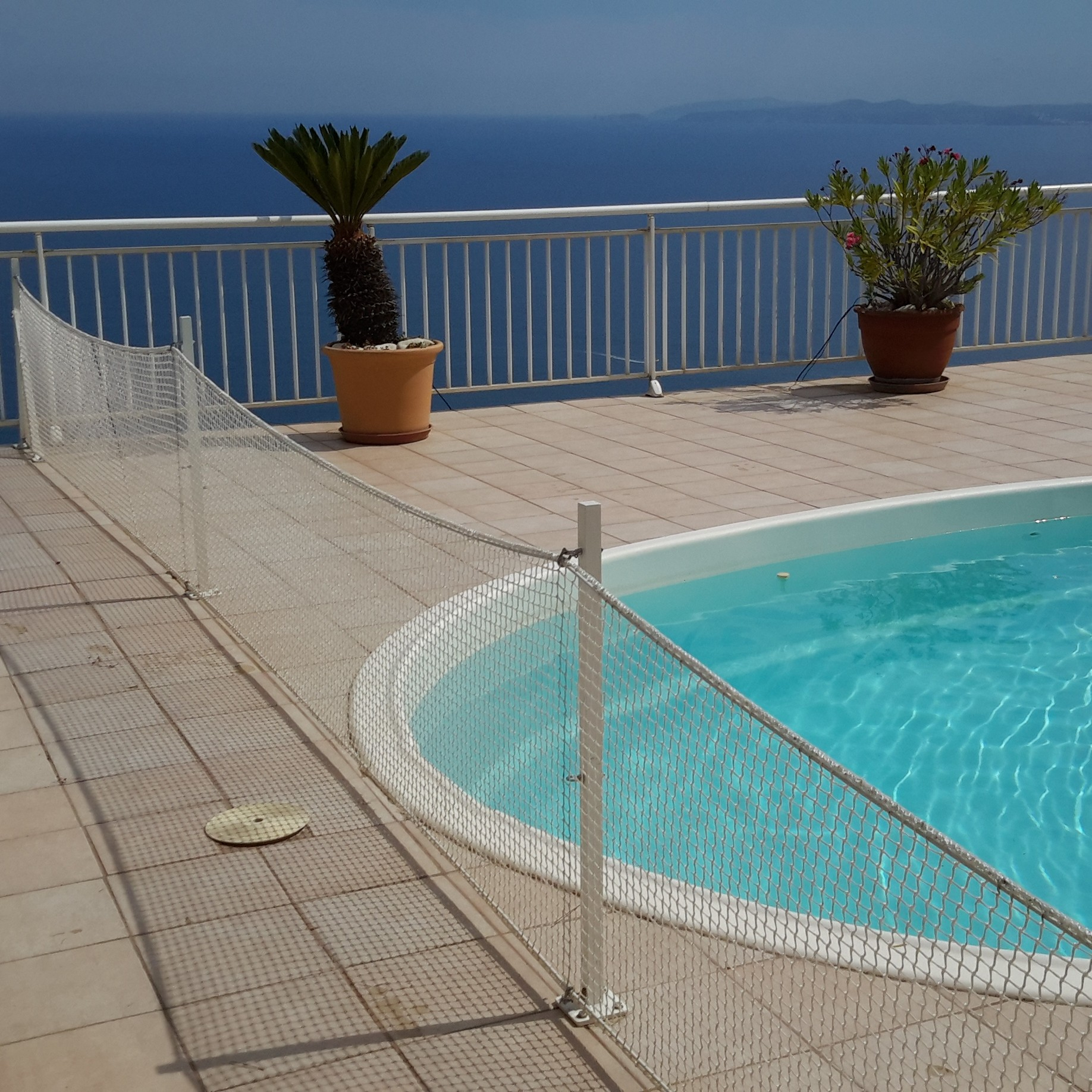 Pourtour De Piscine, Filet Protection Piscine, Vente En Ligne concernant Filet Protection Piscine