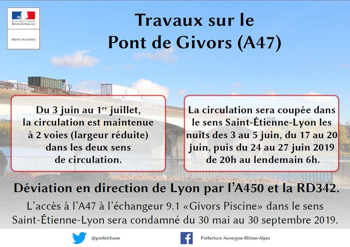 Préfet De Région Auvergne-Rhône-Alpes Et Du Rhône On Twitter ... concernant Piscine De Givors