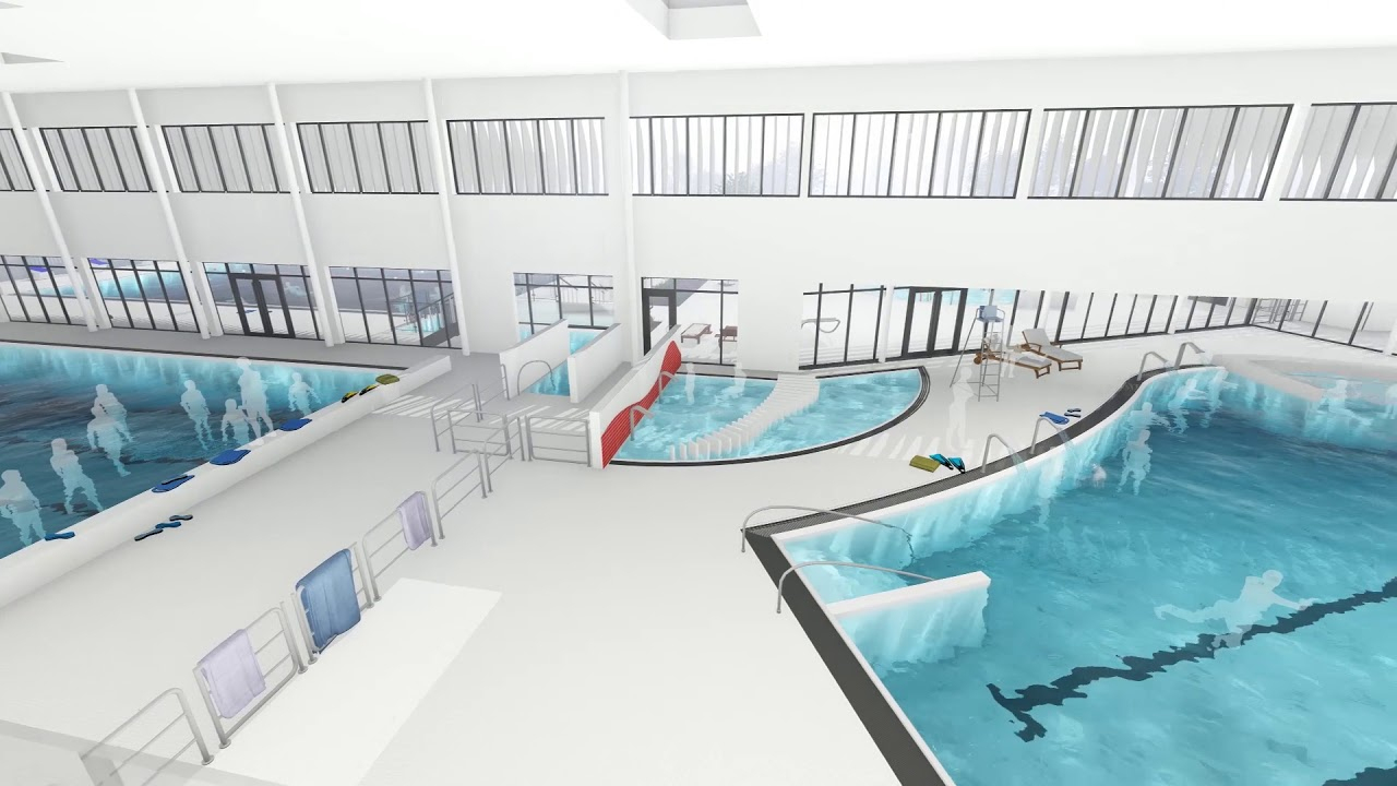 Présentation Du Centre Aquatique Du Grand Dax avec Piscine Denain
