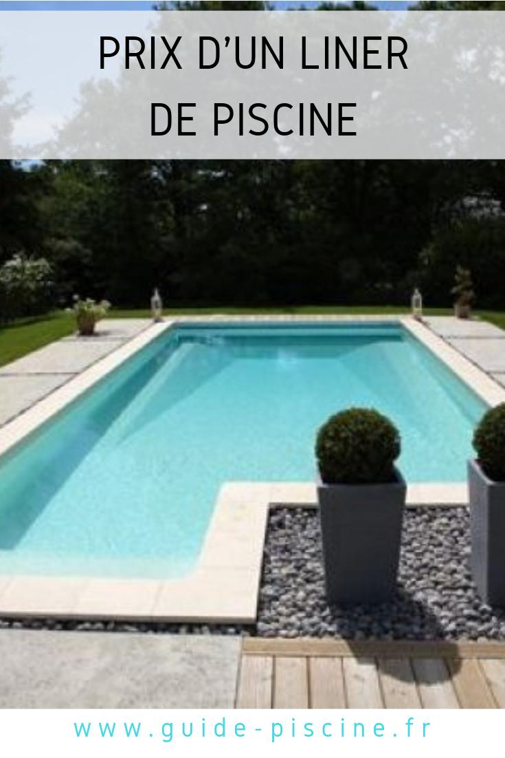 Prix D'un Liner De Piscine | Liner Piscine, Construire Une ... dedans Liner Piscine Prix