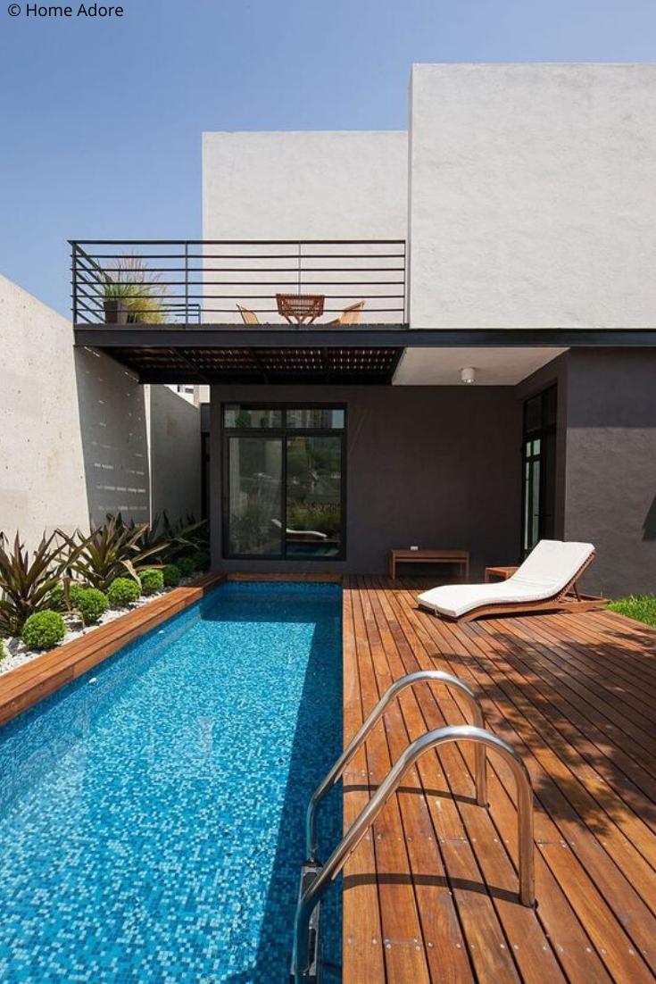Prix D'une Piscine Enterrée | Backyard Pool Designs, Diy ... avec Piscine Originale