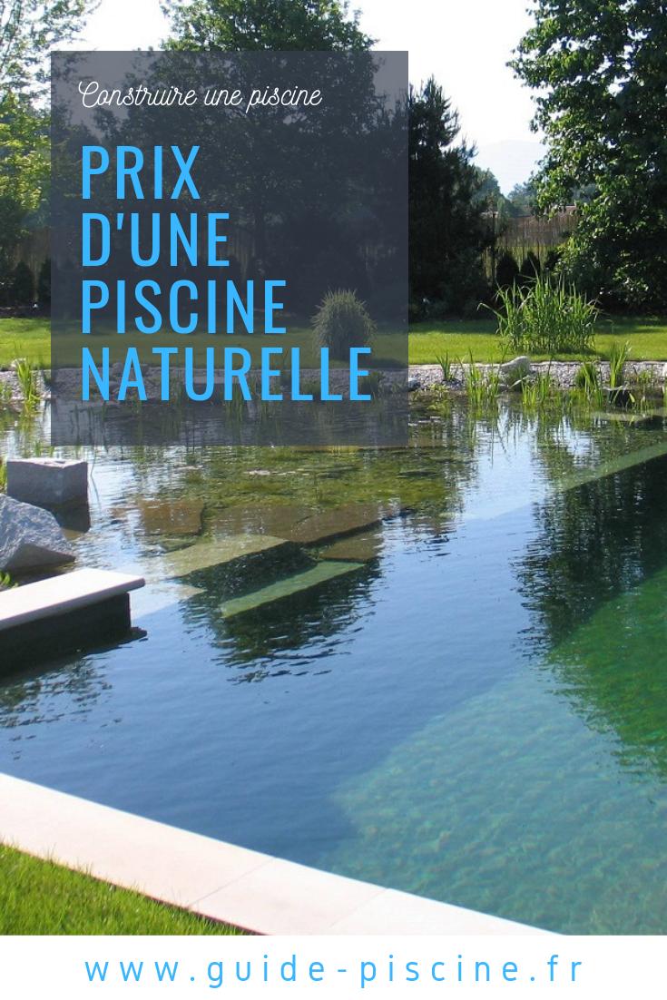 Prix D'une Piscine Naturelle | Piscine, Piscine Bassin Et ... concernant Piscine Naturelle En Kit
