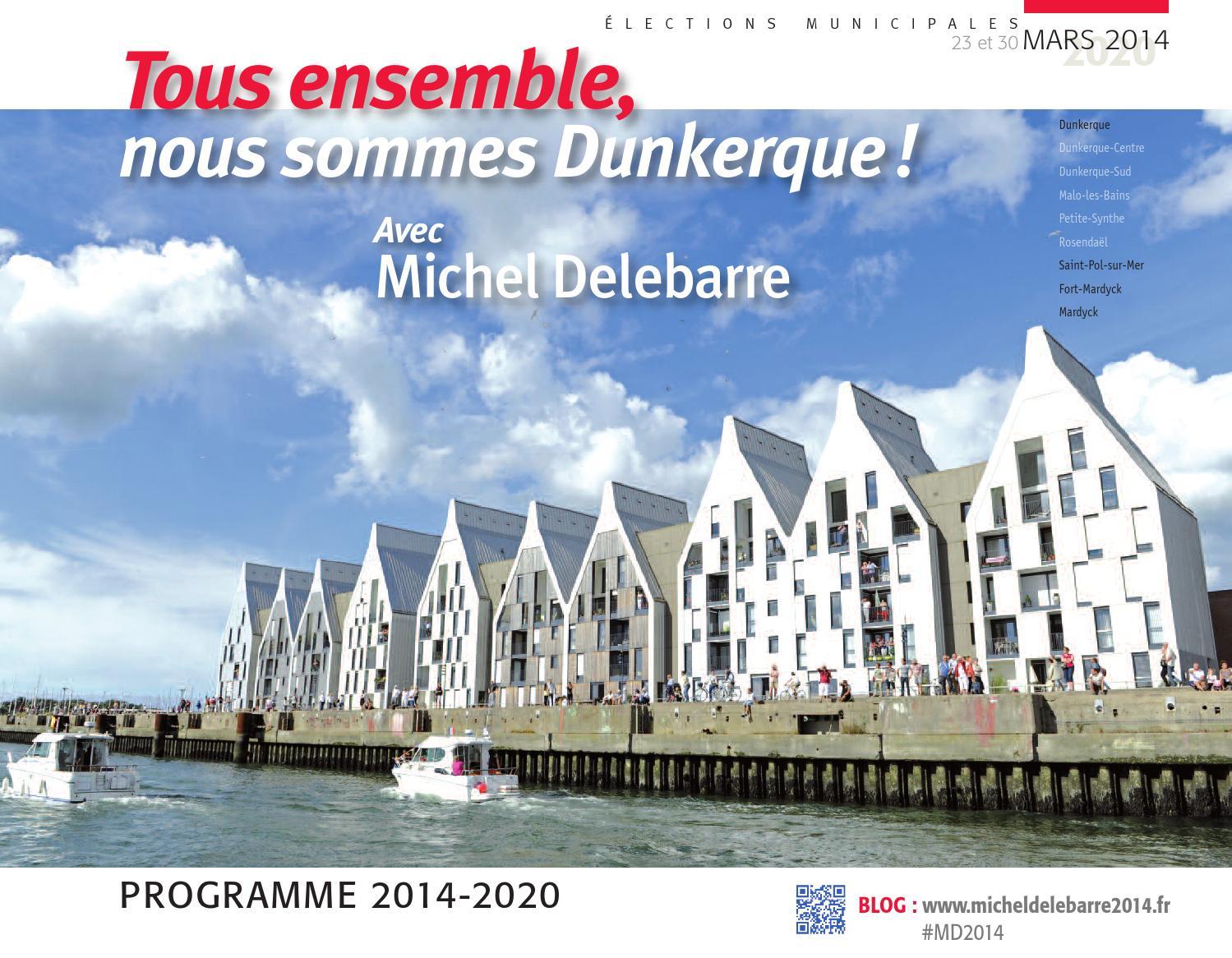 Programme 2014-2020 De Michel Delebarre By ... intérieur Piscine Mardyck