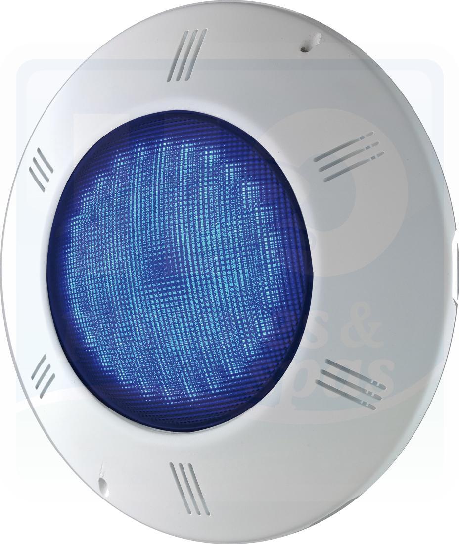 Projecteur Plat À Led Couleurs - Seamaid - 16 W - 12 V Avec Télécommande,  Pour Piscines En Maçonnerie Béton Et Liner - Blanc - H2O Piscines & Spas avec Projecteur Led Piscine