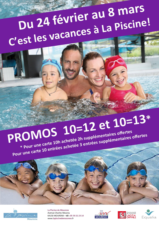 Promos Vacances - La Piscine De Mourenx dedans Piscine De Mourenx