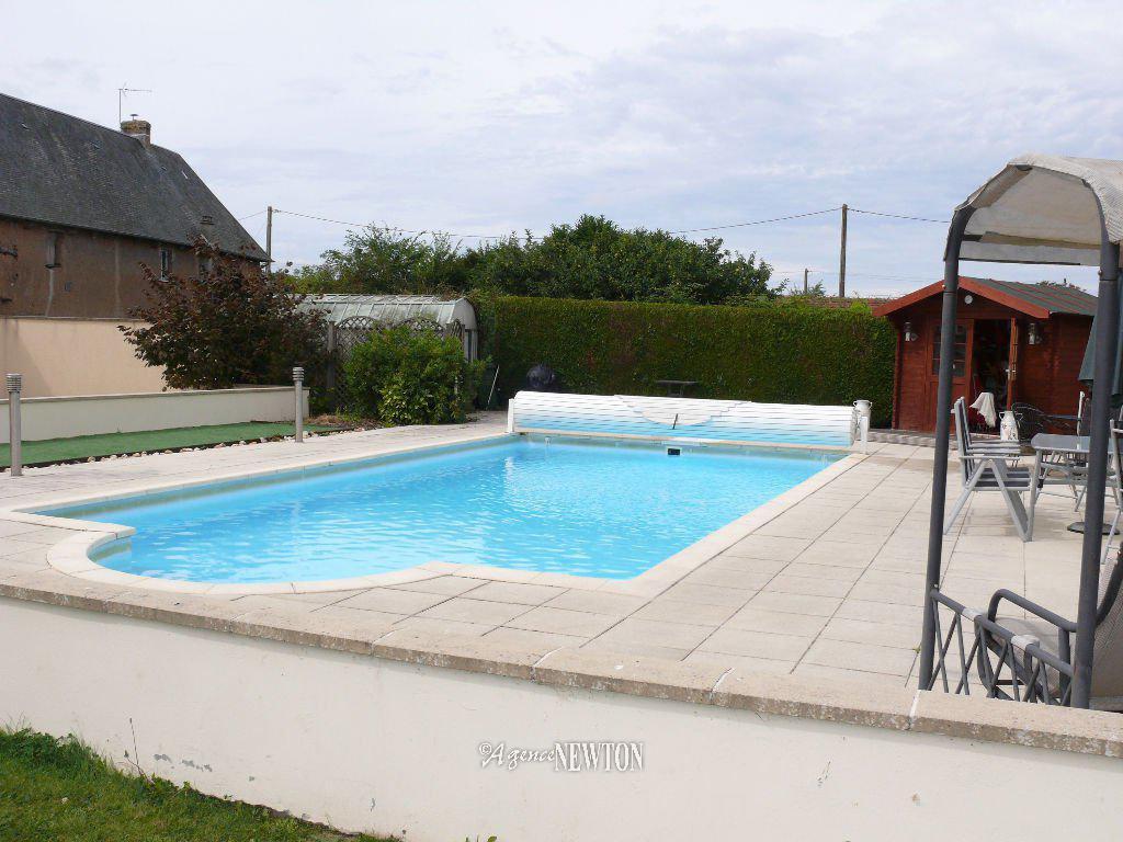 Properties : - Agence Newton tout Piscine Carentan