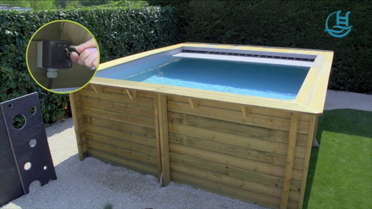 Proswell Urban Pools 420X350 pour Piscine Proswell