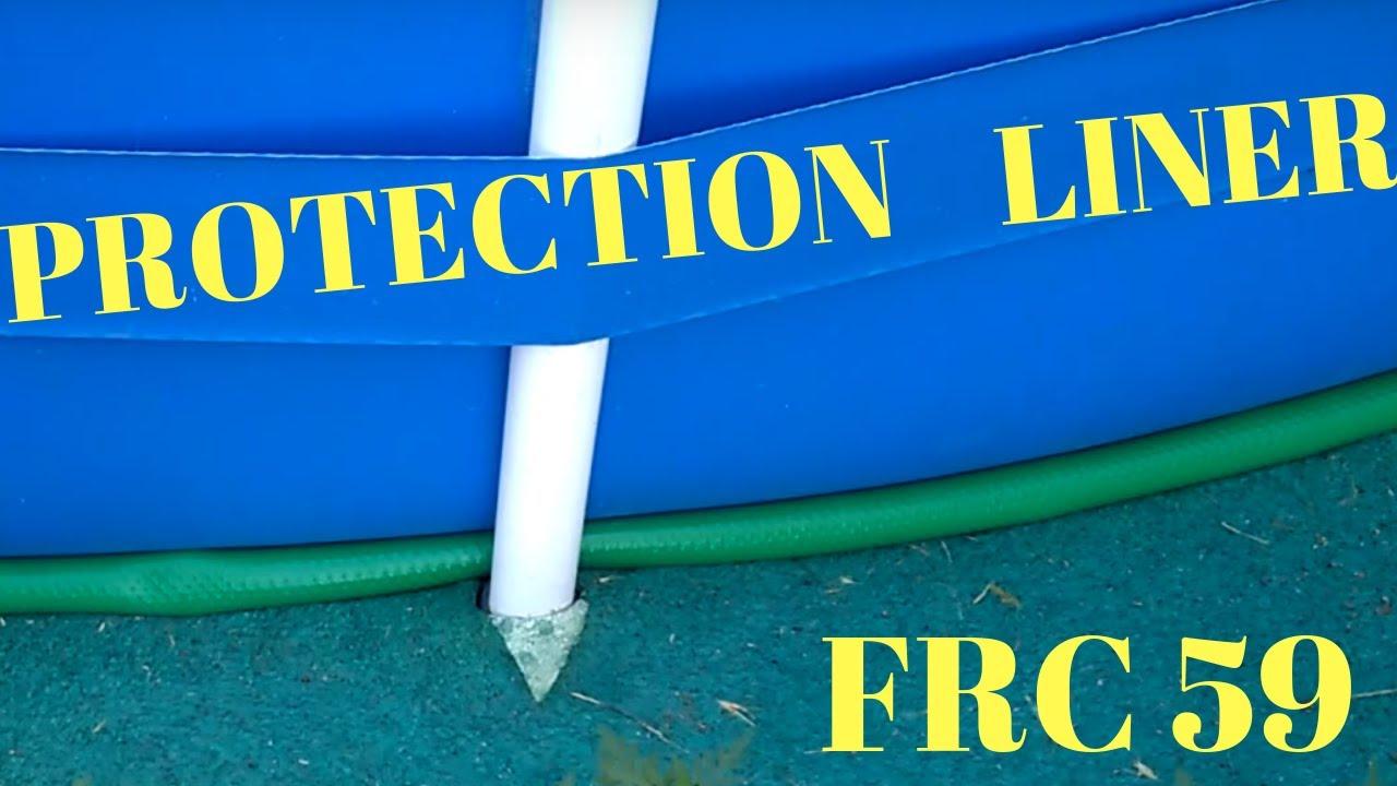 Protéger Le Liner De Sa Piscine Intex Grace A Frc59 intérieur Liner Piscine Intex