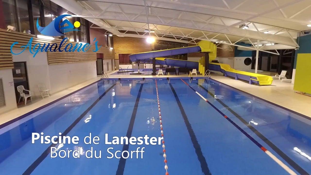 Pub Ciné Aqualane's Lanester dedans Piscine Lanester