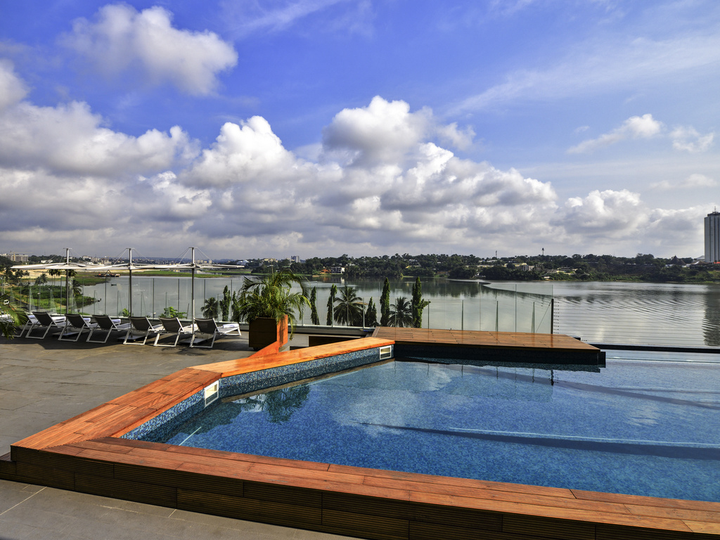 Pullman Abidjan - Hotel In Abidjan - Accorhotels destiné Hotel Avec Piscine Ile De France