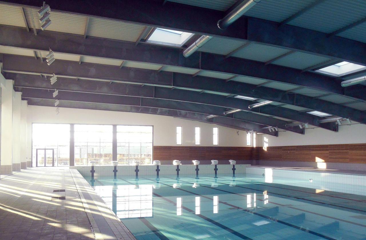 Rambouillet : Le Bassin Olympique De La Piscine Ouvrira À La ... serapportantà Piscine Rambouillet