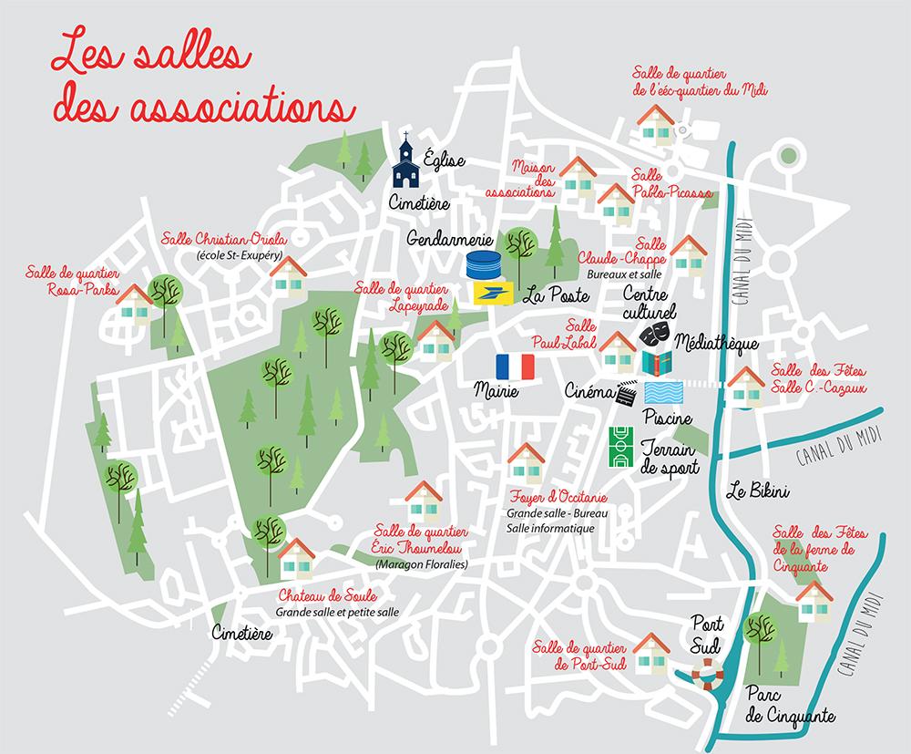 Ramonville Saint-Agne - Culture - Sport avec Piscine Alex Jany