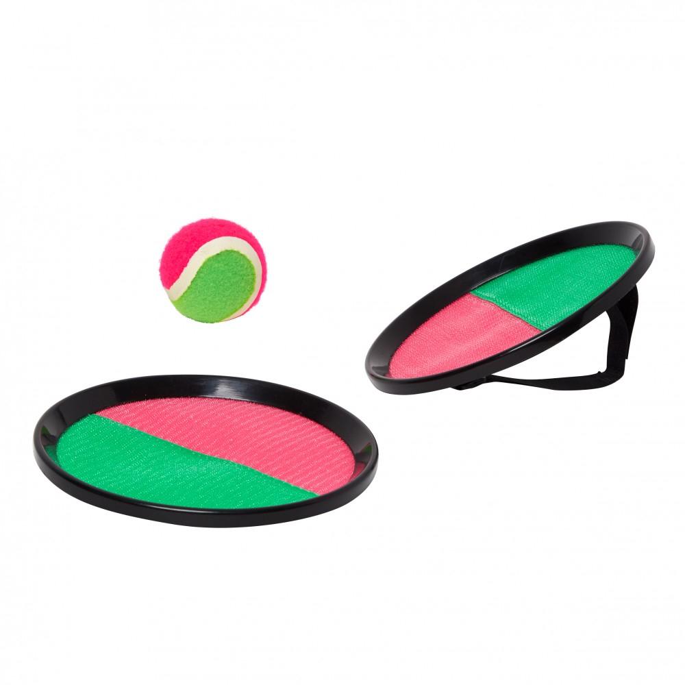 Raquettes Avec Balle Scratch pour Piscine A Balle Gifi