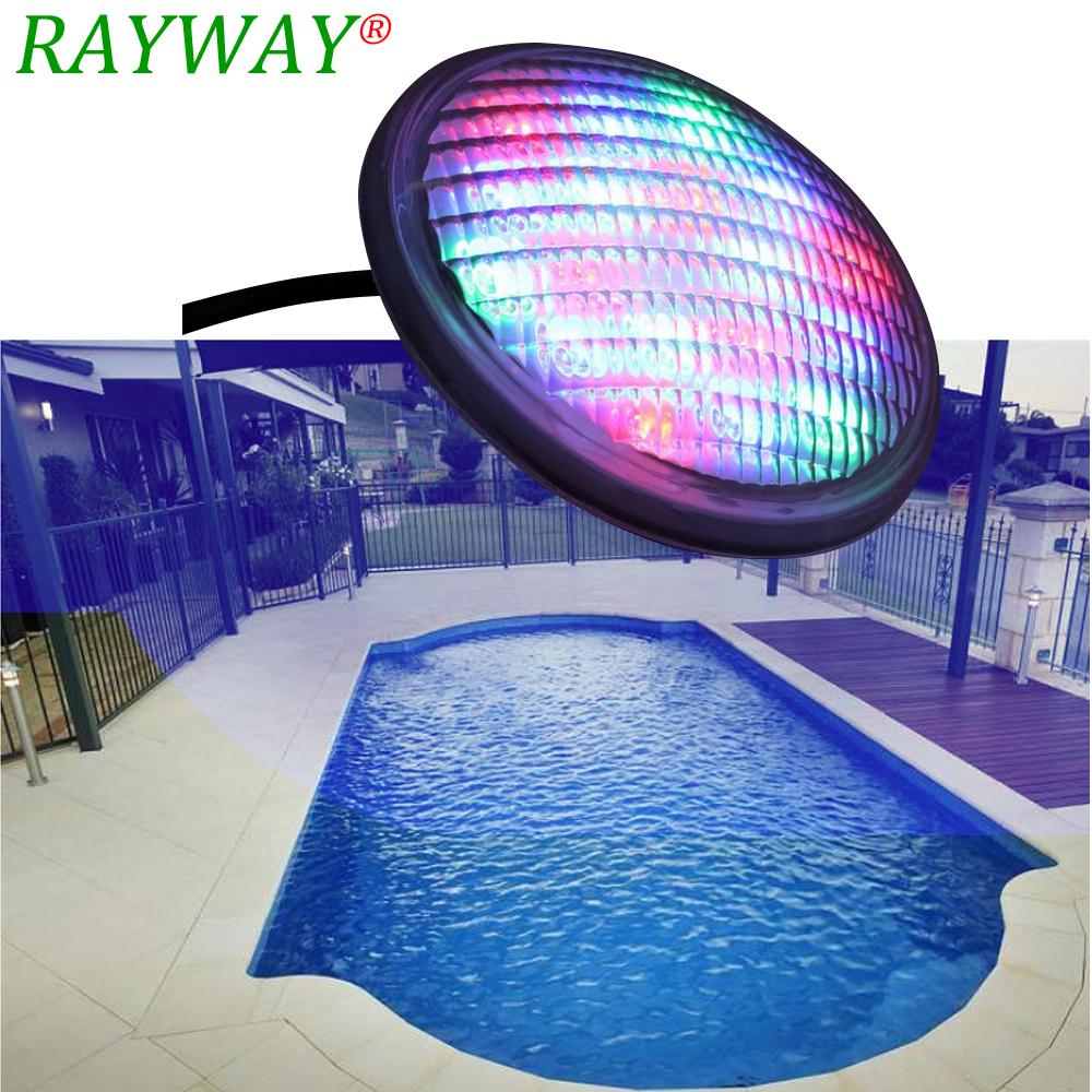 Rayway Par56 Led Yüzme Gölet Sualtı Aydınlatma Ampul 54 W Ac ... pour Spot Led Piscine