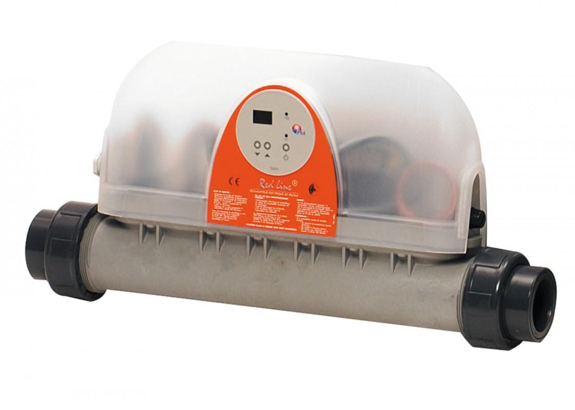 Réchauffeur Eco 9 Kw - Piscines Waterair intérieur Réchauffeur Piscine