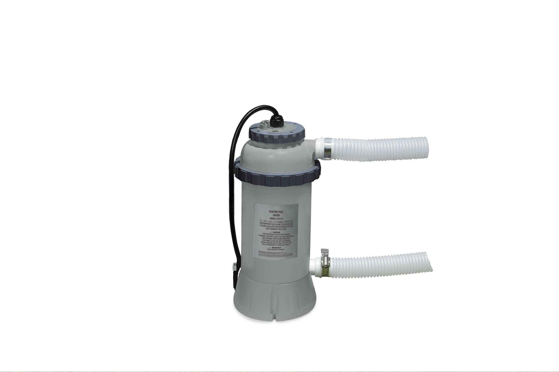 Réchauffeur Électrique Pour Piscine Intex Réchauffeur Pour Piscine 3000 W destiné Réchauffeur De Piscine Intex