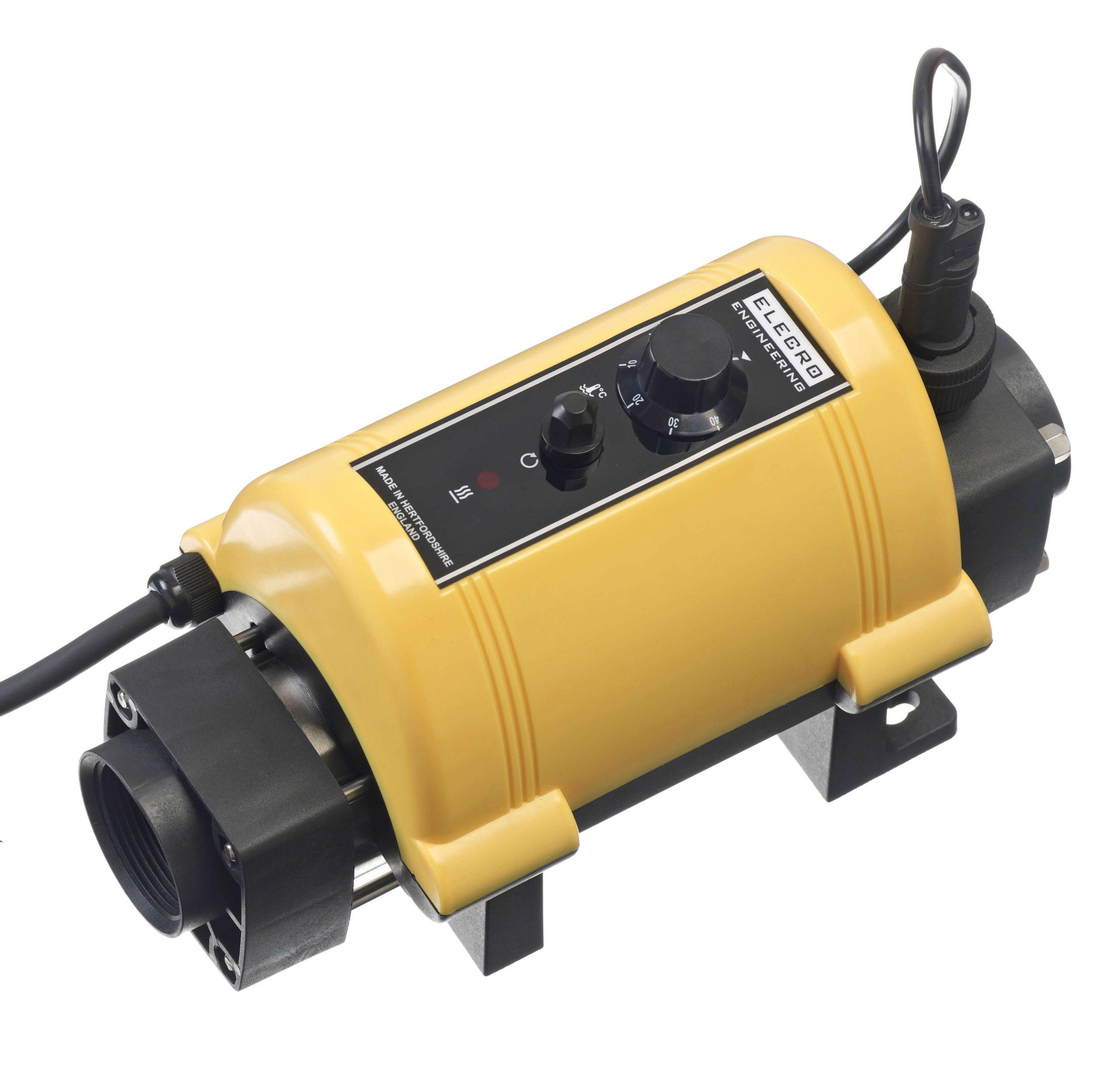 Réchauffeur Électrique Pour Piscine Nano 3Kw intérieur Réchauffeur Piscine
