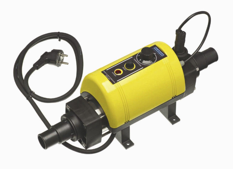 Réchauffeur Électrique Pour Piscine Nano Hs 3000 W pour Pompe Piscine Leroy Merlin
