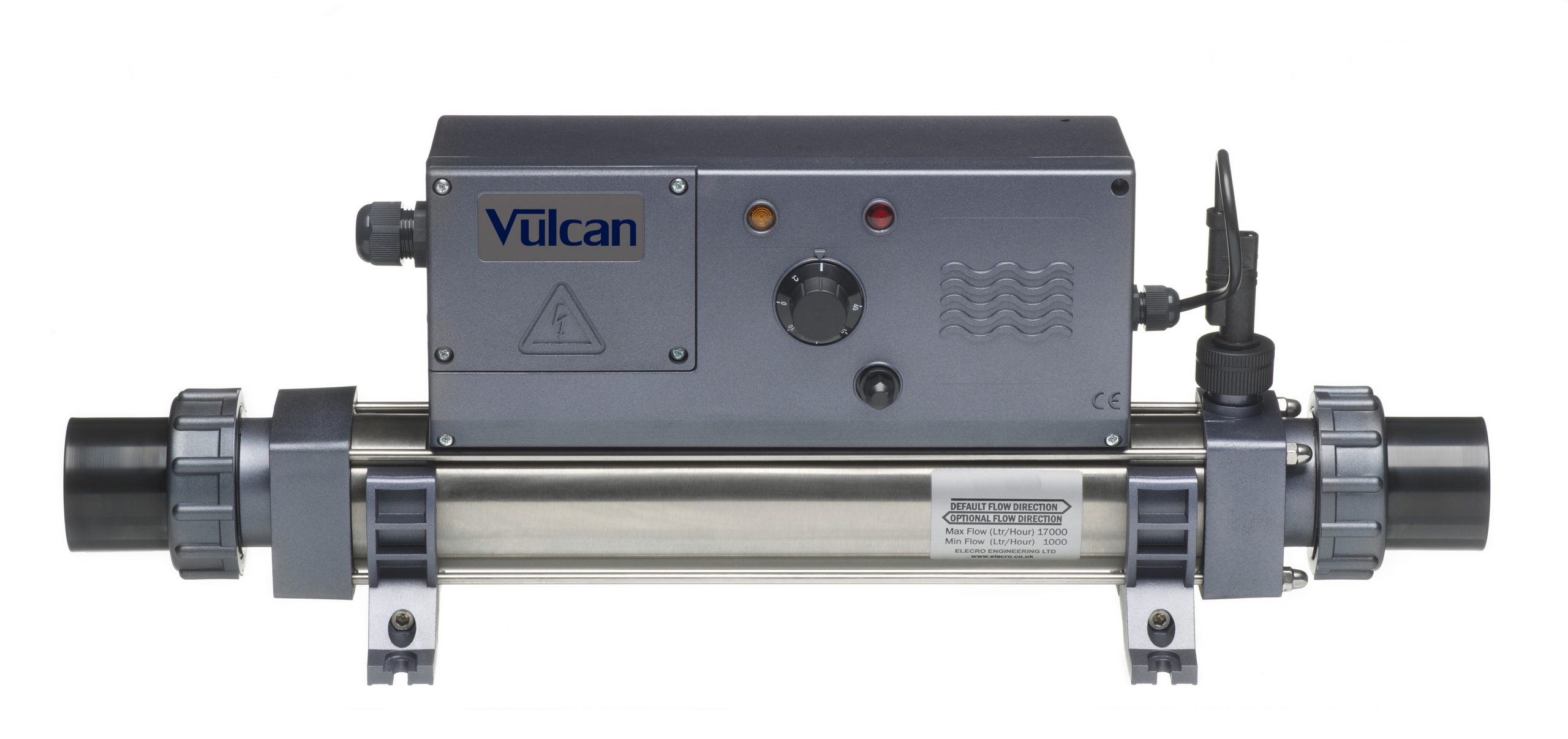 Rechauffeur Piscine Vulcan Titane destiné Réchauffeur Piscine