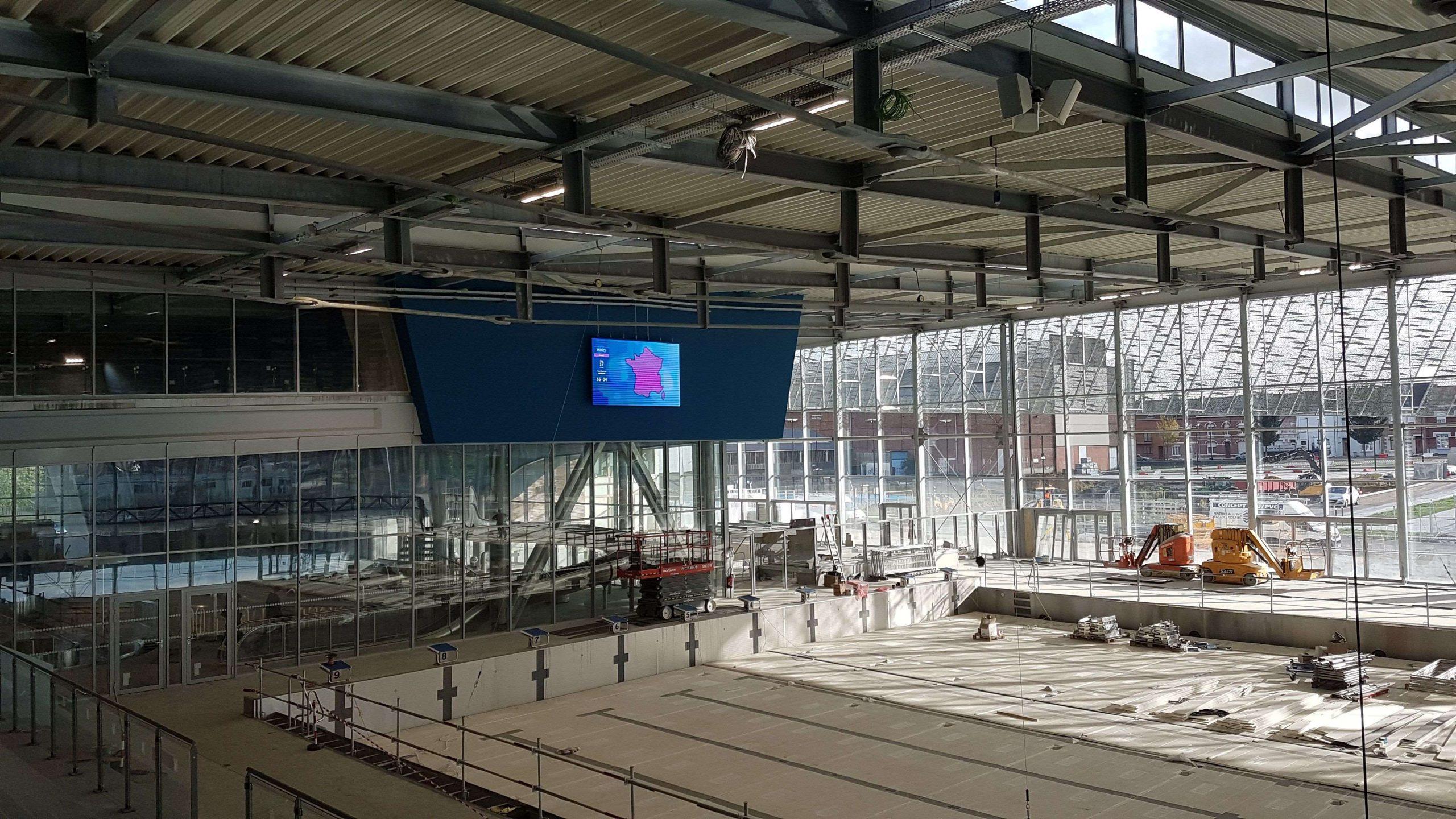 Références - Centre Aquatique Nungesser - Valenciennes (59 ... à Piscine Valenciennes