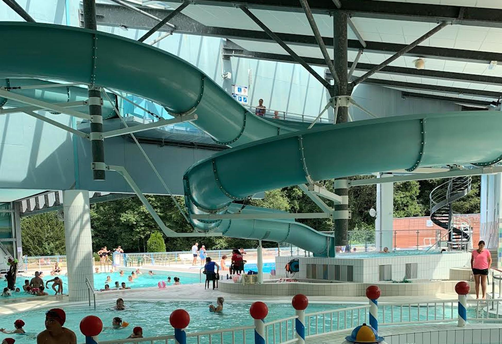 Remiremont : Le Centre Aquatique Est Ouvert Tout L'été 7J/7 ... tout Piscine Remiremont