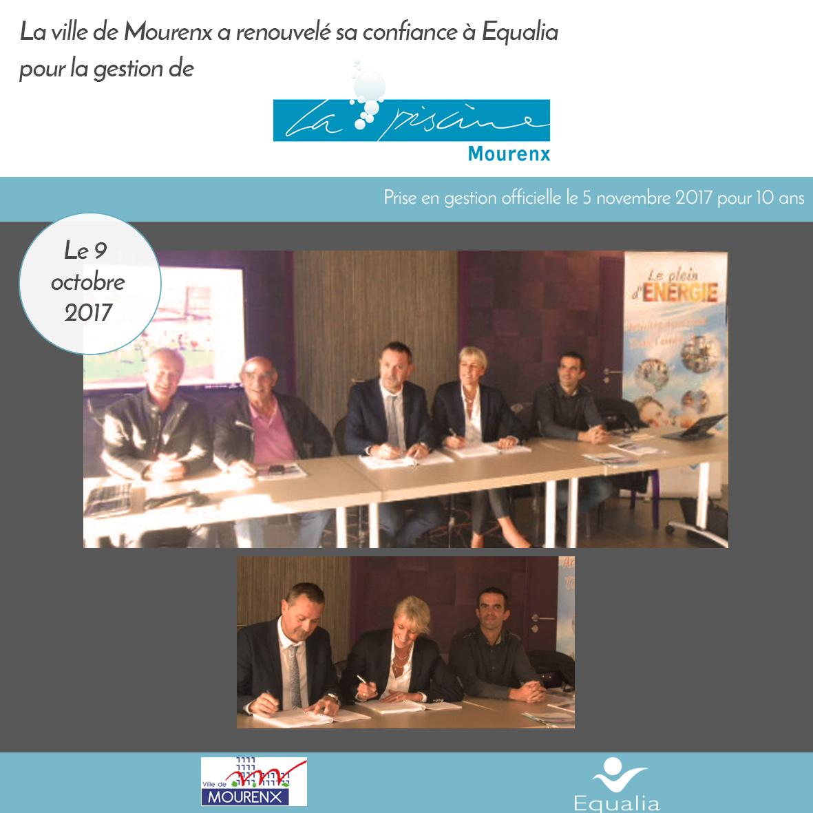 Renouvellement De La Piscine De Mourenx - Planète Equalia avec Piscine De Mourenx