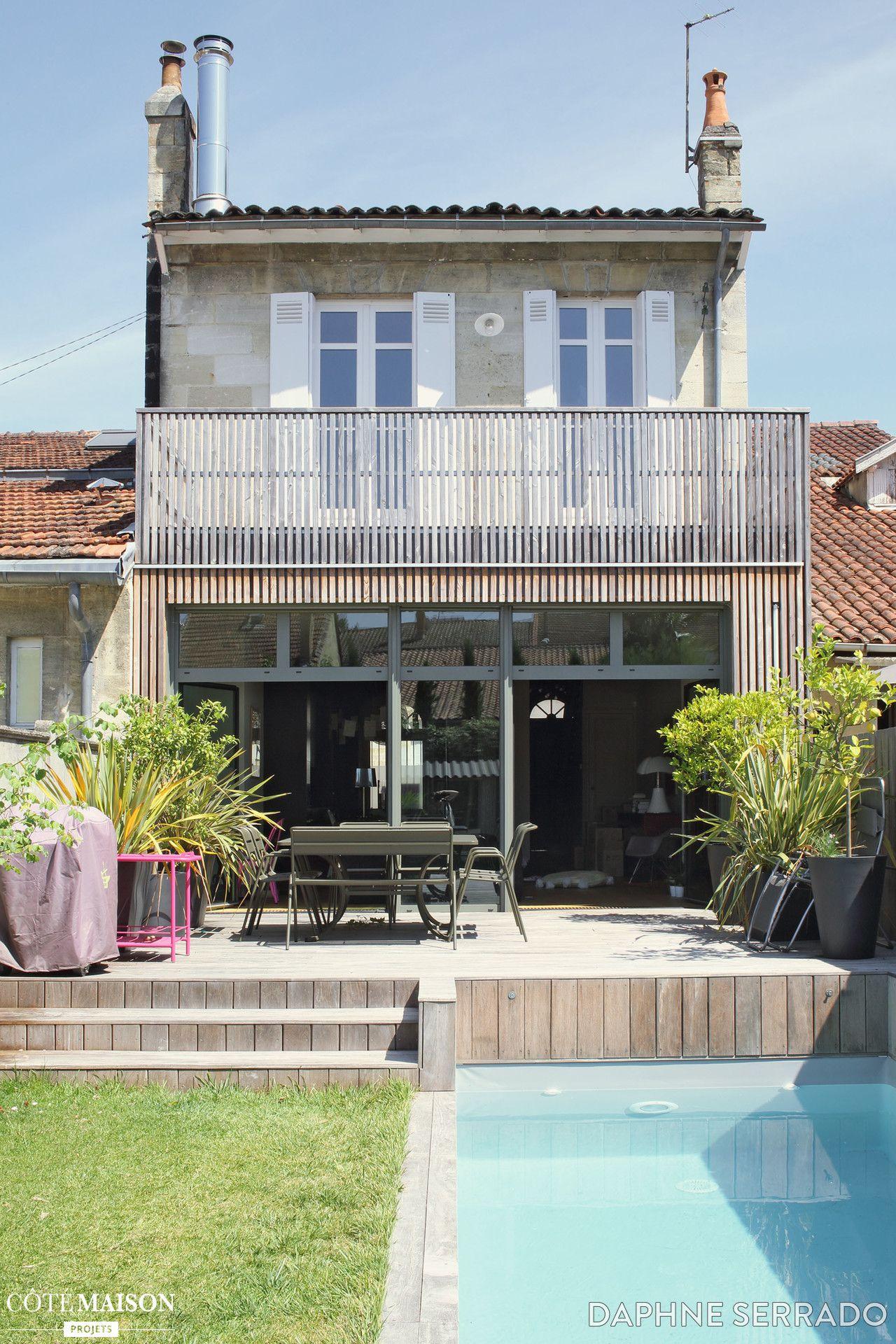 Rénovation D'une Maison Au Bouscat, Dans La Banlieue ... encequiconcerne Piscine Du Bouscat