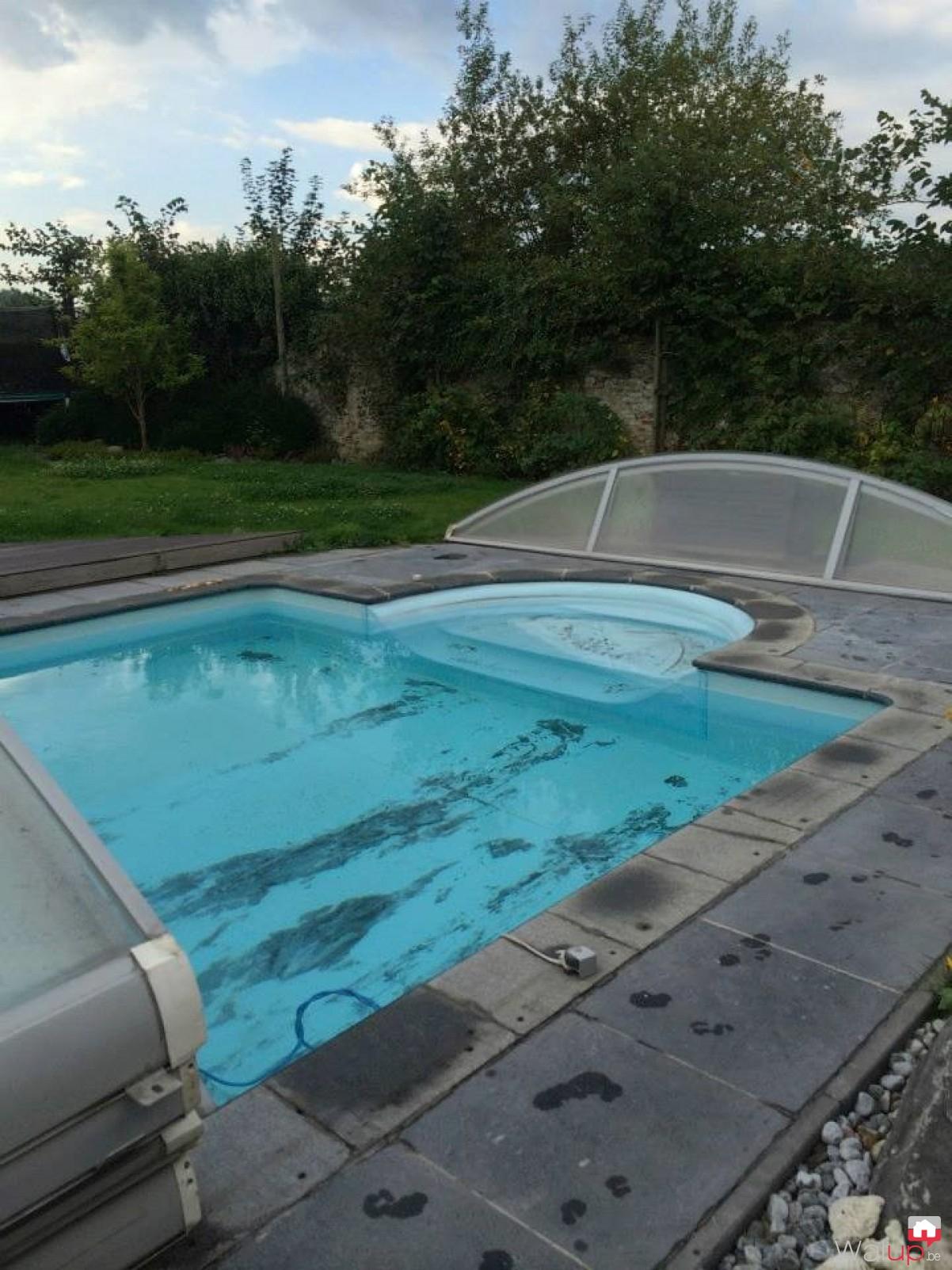 Rénovation Piscine & Terrasse À Tournai Par Pool Conception Sprl à Piscine Tournai