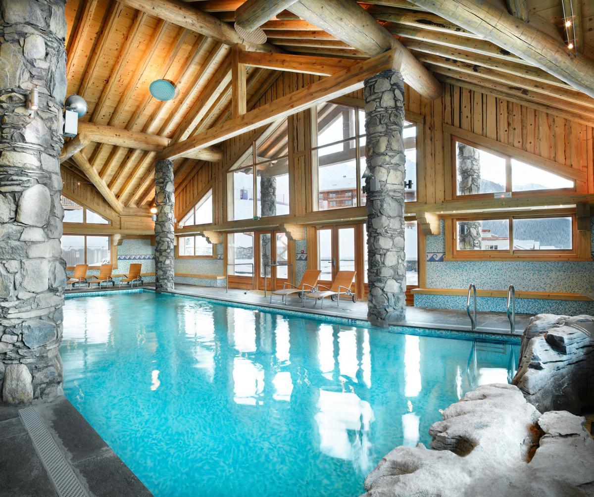 Rental Luxury Ski Holidays - Ski-Planet pour Piscine Tignes