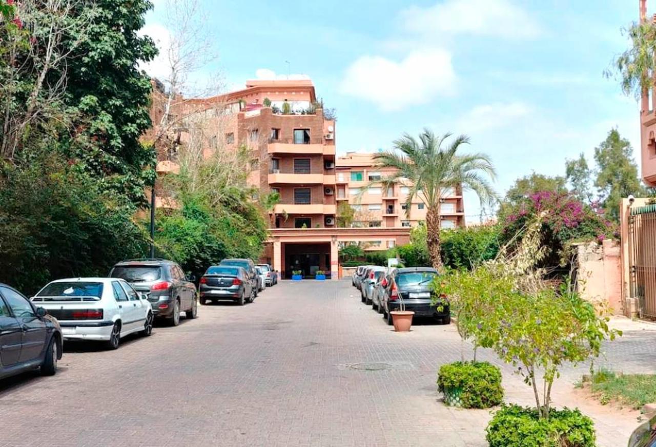 Résidence Babylone Marrakech 3415 - [#117199] (Fas Marakeş ... à Piscine Babylone